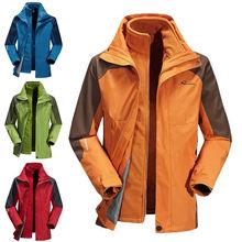 casual waterproof parka windbreaker outdoor jacket