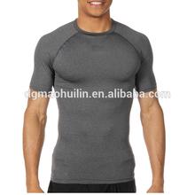 bodybuilding clothing man's T-shirt for gym wear