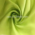 chiffon satin polyester dty chiffon stoff gefärbt solide