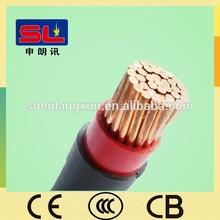 Copper Core XLPE PVC Cable 240mm2 Power Cable