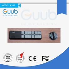 2014 Guub digital password lock code lock system sliding door locks
