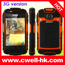 3.5 Inch Dual SIM MTK6572W Dual Core Android 4.2 WIFI Discovery V5+ 3G Rugged Smartphone