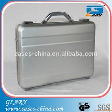 """Business men aluminum laptop case for 15"""" laptop"""