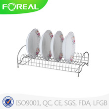 single layer kitchen cabinet plate holders