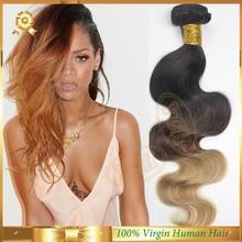 Top sale 100% unprocessed Dyeable & bleachable virgin human hair human hair bonde