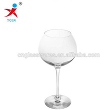 GLASS GOBLET CUP CHAMPAGNE
