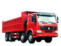 China, 6x4 HOWO camión volquete y volquete