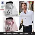 2015 hommes, dudalina chemise en coton pour hommes occasionnels à long- manches occasionnels shirt slim fit formelle. shirt. camisa