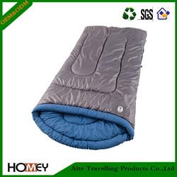 Dongguan Homey White Water Large Cool-Weather Scoop Sleeping Bag