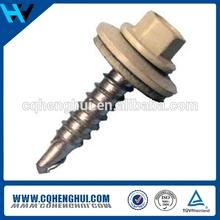 Black oxide finish Aluminum alloy Self-drilling screw