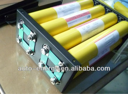 lithium-ion battery 12v 100ah car battery pack best price