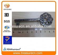 open the door to success souvenir gifts metal key shape pendant accessories