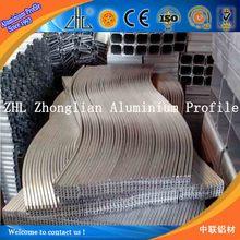 top OEM aluminium extrusions profiles,6061/6063 aluminium extrusion bending,drilling/cutting/welding CNC offering,manufacturer