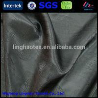 PU coating jacquard wholesale home decor fabric