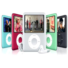 """New 8GB Slim 1.8"""" LCD 3th MP4 Player mp3 player, Video, Photo Viewer, eBook, Recorder"""