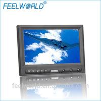 8 inch monitor with hdmi vga av touchscreen for PC and auto tv schienale del sedile