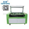venta caliente 2015 de corte por láser de la máquina de papel para laindustria sf1390