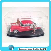 fancy custom desktop toy car display case acrylic model car display case cheap display cases for toy store high quality