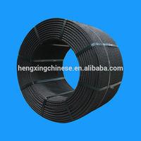 12.7mm/15.24mm ASTM A416 high tensile Prestressed concrete strand for bridge construction