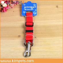 dog car travel safety seat belt clip leash martingale dog collars