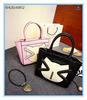 Teenagers Cute Cat Bags Girls Shopping Totes