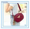 2014 newest Europe style graceful PU leather handbag horse accessory bags