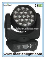 China wholesale led 19pcs 12W led wash zoom light uk alibaba express