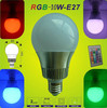 High power AC90-260V 10w e27 rgb wifi bulb