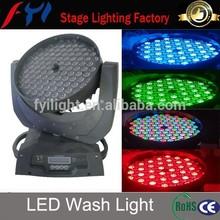 Night Club Lights 108*3w LED Wash Rotating Light