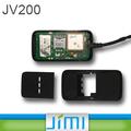 quad band gsm gps do carro rastreamento jv200 localizador de veículo de segurança e proteção