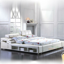 Suiying Bed,lift up Storage bed with drawer A527