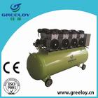 Industrial piston air compressor 8 hp