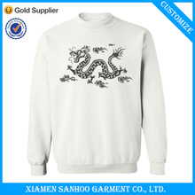 Simple Style O Neck Sweater Hoodie Customized Good Quality Warm Sweater