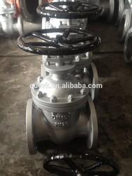 DN200 PN25 stainless steel trim non-rising stem gate valve