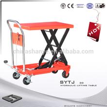 SHANYE SYTJ-30 dirt bike lift