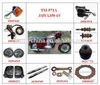 TM-571B JAWA 350 6V motorcycle spare parts