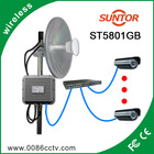 50km long range outdoor wifi 5.8GHz bridge network ap