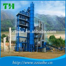 Hot sale china 80t/h used asphalt batching plant, LB1000 drum mix asphalt price