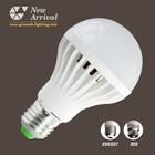 High quality CE RoHS 7w E27 led lighting bulbs