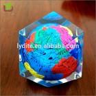 diamond acrylic global dispaly ball, christmas decoration ball