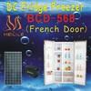 Meilile BCD-518DC&Solar Refrigerator Freezer