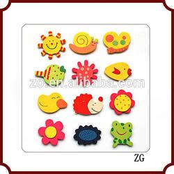colorful rubber fridge magnet
