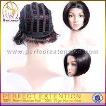Free Sampls International Delivery Indian Virgin Lace Front Wig