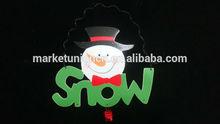 OEM SNOW NEOL JOY MERRY CHRISTMAS LETTER FOR HANGING DECOR