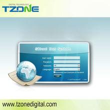 fleet management system platform software GSM/SMS Web based gps tracking software