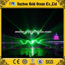 Green Laser Light Show Fountain Laser Water