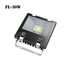 30w Waterproof led flood light ,CE RoHS light waterproof IP65 Meanwell driver 30 watt led flood light