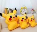 la costumbre nuevos juguetes de peluche mascota de pikachu venta al por mayor de china