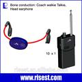 Kablosuz sualtı kulaklık walkie talkie yüzme eğitimi için ve su sporları re-902