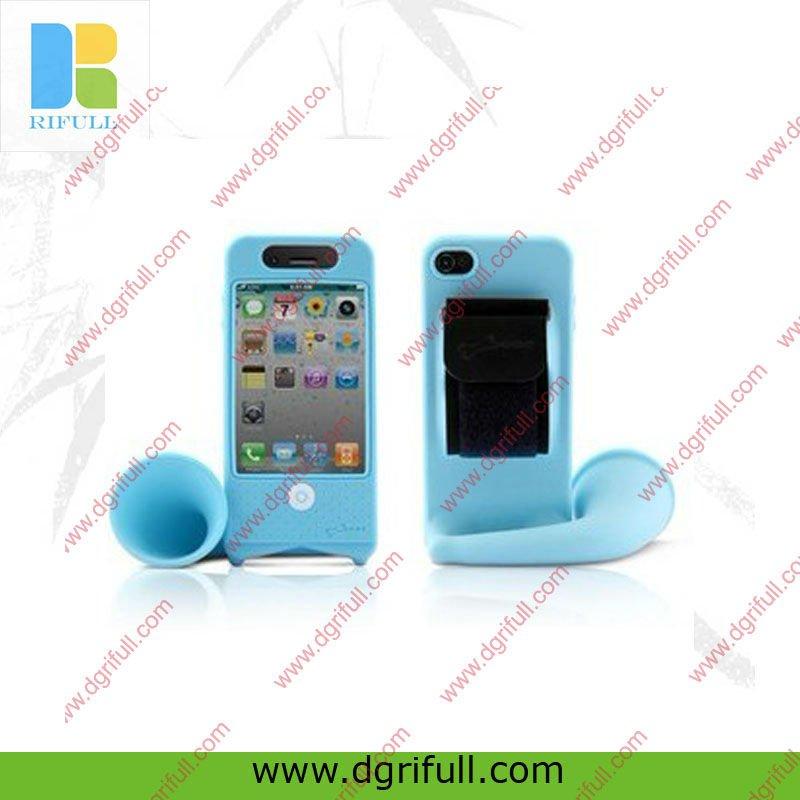 Funny cell phone holder for desk/cell phone holder